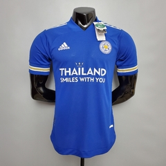 Camisa Leicester City Player Home 2020/2021