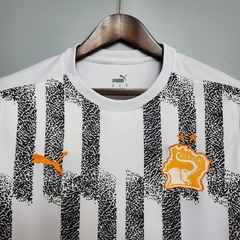 Camisa Costa do Marfim Away 2020 na internet
