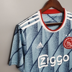 Camisa Ajax away 2020/2021 - Gold Sports