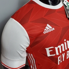 Camisa Arsenal Home PLAYER 2020/2021 - loja online