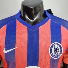 Camisa Chelsea Player Third (Oficial) 2020/2021 na internet