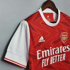 Camisa Arsenal Home 2020/2021 - Gold Sports