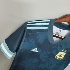 Camisa Argentina 20/21 - Gold Sports