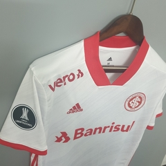 Camisa Internacional (Patch liber.) Away 2020/2021 - loja online