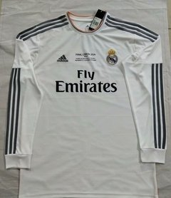 Camisa retrô Real Madrid  2013/2014