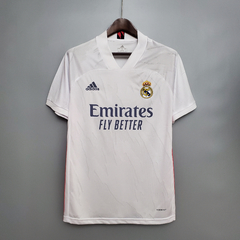 Camisa Real Madrid home 20/21
