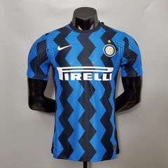 Camisa Inter de Milão Home PLAYER 2020/2021