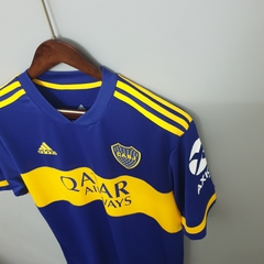 Camisa Boca Juniors Home 20/21 - Gold Sports