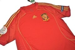 Camisa retrô Espanha ''David Villa'' 2008 - Gold Sports