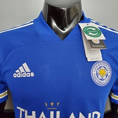 Camisa Leicester City Player Home 2020/2021 na internet
