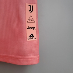 Camisa Juventus Adidas X Human Race Black - Gold Sports