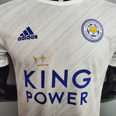 Camisa Leicester City Player Away 2020/2021 na internet