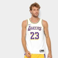 "Regata Nike Swingman Los Angeles Lakers ""James"" n°23"