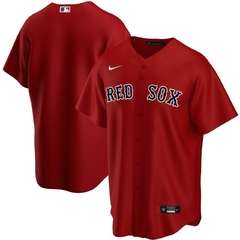 Camisa de Beisebol (MLB)  Boston Red Sox Nike Red