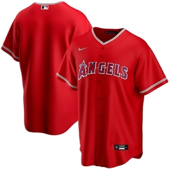 Camisa de Beisebol (MLB) Los Angeles Angels Red