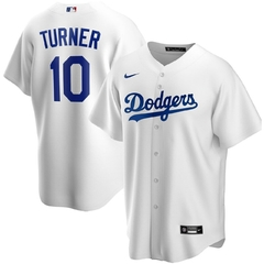 Camisa de Beisebol (MLB) Los Angeles Dodgers Nike White