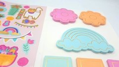 Sticky notes lhama - loja online