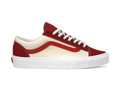 TENIS VANS STYLE 36 RETRO BIKING RED na internet