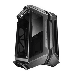 Gabinete Gamer Cougar Gaming Gemini X Alumínio Black Tempered Glass Full Tower C/ Janela - 105LMT0001-00 - comprar online