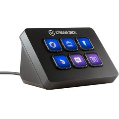 Stream Deck Mini Elgato Usb Black 6 Teclas - 10GAI9901 na internet
