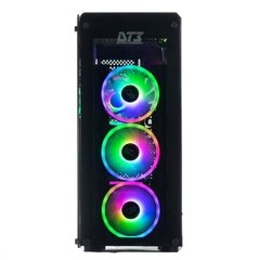 Gabinete Gamer Dt3 Sports Gaming Andromeda V2 Black Edition Sync Tempered Glass Mid Tower C/Janela - 11651-4 - comprar online