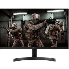 Monitor Gamer Lg Led Ips Preto 24ml600m-B 60hz Amd Free-Sync 1ms Hdmi/Vga 1080p 23.8'' - 24ML600M-B - comprar online