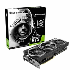 Placa De Vídeo Galax Nvidia Geforce Hof 10th Anniversary Edition Black Teclab Rtx 2070 Super 8gb Gddr6 256 Bits - 27ISL6UC53HT