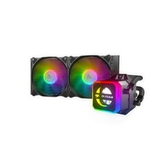 Water Cooler Cougar Helor 240 Addressable RGB C/ Controle 240mm - 35CCL24.0001