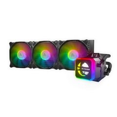 Water Cooler Cougar Helor 360 Addressable RGB C/ Controle 360mm - 35CCL36.0001