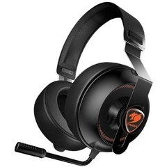 Headset Gamer Cougar Gaming Esports Phontum Essential Preto P2 Estéreo - 3H150P40B.0001