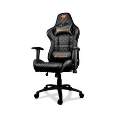 Cadeira Gamer Cougar Armor One Black/Orange - 3MAOBNXB-0001