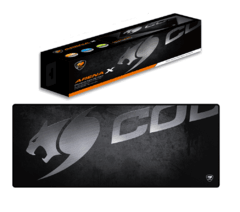 Mouse Pad Gamer Cougar Gaming Arena X Preto Extra Large Speed 100cm X 40cm X 5mm - 3MARENAX.0001