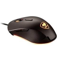 Mouse Cougar Gaming Minos X3 Black Edition 3.200 DPI PMW3360 8 Colors - 3MMX3WOB.001 - comprar online