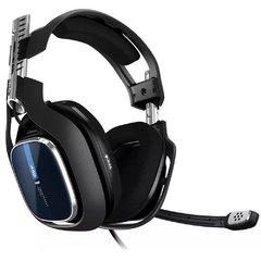 Headset Gamer Astro A40 Ps4 Preto/Azul + Mixamp Pro Tr Gen.4 Pc/Console Usb Dolby Digital Surround 7.1 - 939-001791 - Venturi Gaming® - A loja para gamers de verdade.