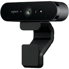 Webcam Logitech Brio 4k Pro Hdr Rightlight 3 2160p - 960-001105 na internet
