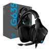 Headset Gamer Logitech Gaming G635 Lightsync Rgb Dts Dolby Digital Surround 7.1 - 981-000748