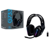 Headset Gamer Logitech Gaming G733 Preto Rgb Lightsync Wi-Fi Dolby Digital Surround 7.1 - 981-000863