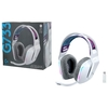 Headset Gamer Logitech Gaming G733 Branco Rgb Lightsync Wi-Fi Dolby Digital Surround 7.1 - 981-000882 - comprar online