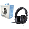 Headset Gamer Hp Gaming H500gs Preto Led Rgb Usb Dolby Digital Surround 7.1 - 9AJ66AA#AC4