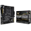 Placa Mãe Asus Tuf B450m-Plus Gaming, Amd Am4 Matx, 4xddr4, 4 X Usb 2.0, 4 X Usb 3.0, Usb 3.1, Dvi, Hdmi