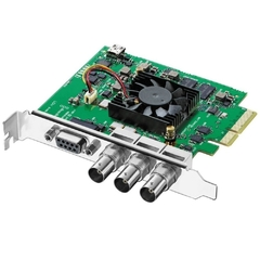 Placa De Captura Blackmagic Decklink Sdi 4k Pc-E 1080p 60 Fps - BLDLSDI4K - comprar online