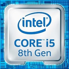 Processador Intel Core I5 8400, 6 Core 6 Threads, Coffee Lake 8ª Geração, Cache 9mb, 2.8ghz (4.0ghz Max Turbo), Lga 1151, Intel Uhd Graphics 630 - BX80684I58400 - comprar online