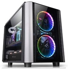 Gabinete Gamer Thermaltake Level 20 Xt Rgb Black Edition Tempered Glass X3 Full Tower Cubo C/ Janela - CA-1L1-00F1WN-00