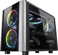 Gabinete Gamer Thermaltake Level 20 Xt Rgb Black Edition Tempered Glass X3 Full Tower Cubo C/ Janela - CA-1L1-00F1WN-00 na internet