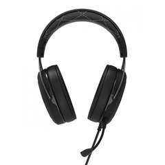 Headset Gamer Corsair Gaming Hs60 Carbon Black Usb Dolby Digital Surround 7.1 - CA-9011173-NA na internet