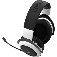 Headset Gamer Corsair Gaming Hs70 Branco Wirelles Dolby Digital Surround 7.1 - CA-9011177-NA na internet