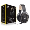 Headset Gamer Corsair Gaming Hs70 Se Gold Wirelles Dolby Digital Surround 7.1 - CA-9011178-NA