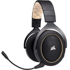 Headset Gamer Corsair Gaming Hs70 Se Gold Wirelles Dolby Digital Surround 7.1 - CA-9011178-NA - comprar online