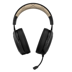 Headset Gamer Corsair Gaming Hs70 Se Gold Wirelles Dolby Digital Surround 7.1 - CA-9011178-NA na internet