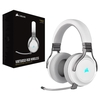 Headset Gamer Corsair Gaming Virtuoso Rgb Premium Branco Wirelles Dolby Digital Surround 7.1 - CA-9011186-NA